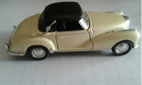 Miniatura- Mercedes 300e- 1955- Raridade + Brinde