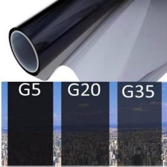 Insulfilm G5, G20 Ou G35 Anti Risco 7m X 75cm + Brinde