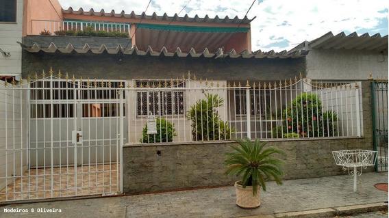 Casa Para Venda Em Rio De Janeiro, Irajá, 4 Dormitórios, 1 Suíte, 2 Banheiros, 4 Vagas - Ca340