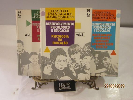 3 Livros Desenvolvimento Psicológico E Educação Psicologia