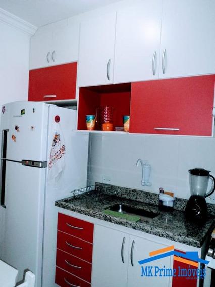 Apartamento 2 Dormitórios No São Pedro - 48 M² - 260