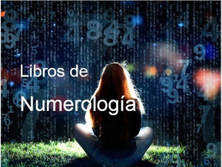 Libros De Numerología + Super Bono