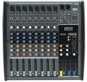 Mesa Som 08 Canais - Mark Áudio Cmx 08 Usb C/efeitos
