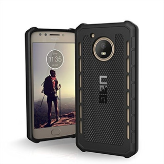 Uag Motorola Moto E4 Outback Featherlight Rugged Negro Milit