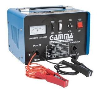 Cargador De Baterías Portátil 10 A | 12/24 V G2705 Gamma