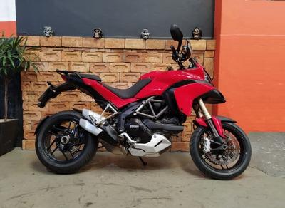 Ducati Multstrada 1200 Abs 2014
