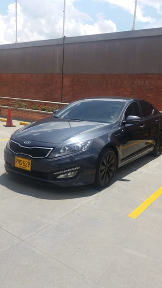 Kia Optima Óptima 2012