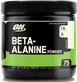 Beta Alanina On Em Pó 75 Doses - Optimum Importada Original