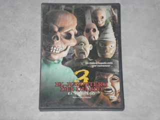 El Jugetero Del Diablo -el Regreso -retro Puppet Master-dvd