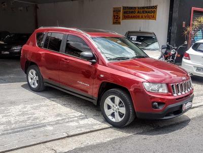 Jeep Compass 2012 Sport 2.0 (com Teto-solar )