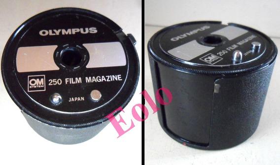Olympus Om * Raro Chassis 250 Fotos * Em Ótimo Estado &