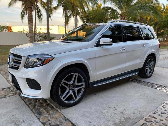 Mercedes-benz Clase Gls 500 Blindada