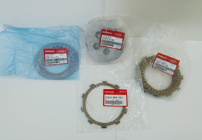 Kit Embreagem Cb 300/ Xre 300 Original Honda