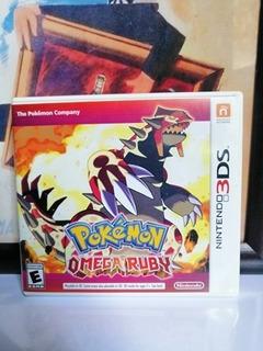 Pokemon Ruby Omega 3ds