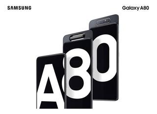 Samsung Galaxy A80 128gb 8gb Ram Camara 48+8+3d ( 575 V )