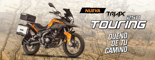 Corven Triax 250 Touring 0 Km No Falcon / Trk  Bonetto Motos