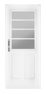 Puerta `m3751` Blanca Inyectada 80 Derecha `presta`