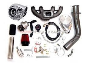 Kit Turbo Vw Ap Carburado 1.6 + Turbina 42/48 Master Power