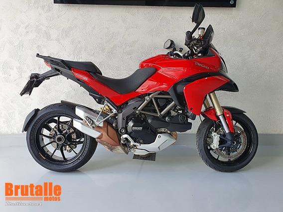 Ducati Mts 1200 Abs Vermelha