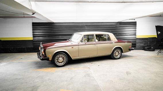 1976 Rolls Royce Silver Shadow 4 Portas