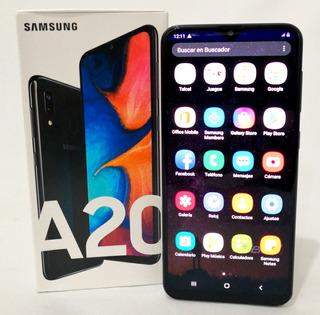 Telefonos Celulares Baratos Samsung Galaxy A20 32gb (m)