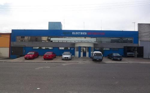 Bodega Industrial - Naucalpan De Juárez