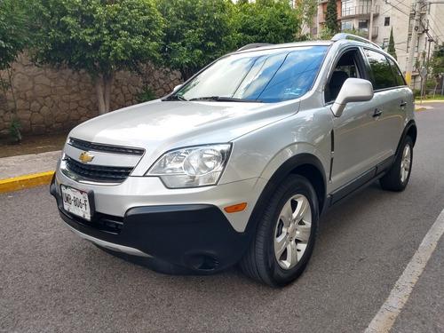 Imagen 1 de 12 de Chevrolet Captiva 2014 2.4 Ls At