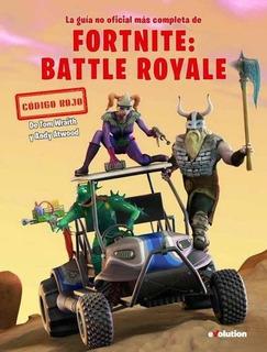 Libro Fortnite: Battle Royale. Guia Estrategia No Oficial