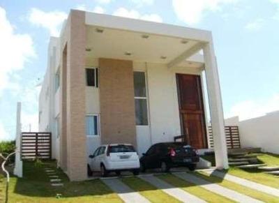 Casa Em Condomínio Para Venda Em Parnamirim, Pium - Cond Alphaville, 5 Dormitórios, 4 Suítes, 6 Banheiros, 4 Vagas - Cas0038