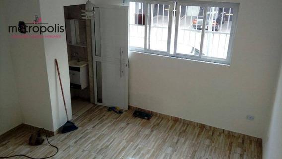 Sobrado Com 3 Dormitórios Para Alugar Por R$ 1.620,00/mês - Cerâmica - São Caetano Do Sul/sp - So0185