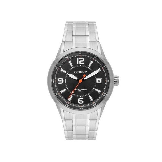 Relógio Orient Masculino Prata Mbss1269 P2sx