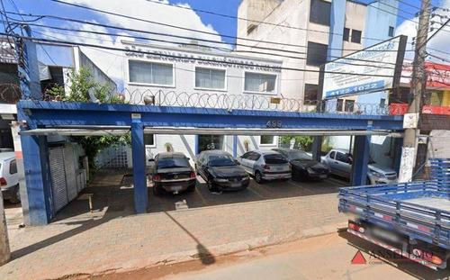 Imagem 1 de 26 de Prédio À Venda, 615 M² Por R$ 2.915.000,00 - Vila Dusi - São Bernardo Do Campo/sp - Pr0154