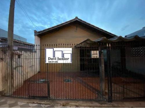 Casa Com 2 Dormitórios À Venda, 72 M² Por R$ 250.000,00 - Vila Hortência - Sorocaba/sp - Ca2457