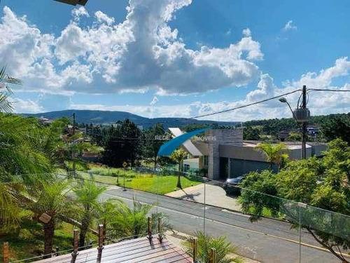 Imagem 1 de 17 de Excelente Casa 4 Quartos À Venda No Alphaville - Nova Lima/mg - Ca0779