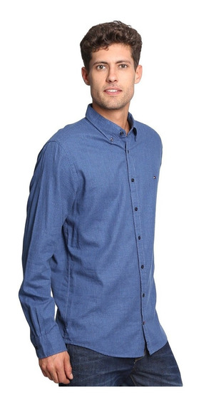 Camisa Tommy Hilfiger Hombre New York Fit 100% Original