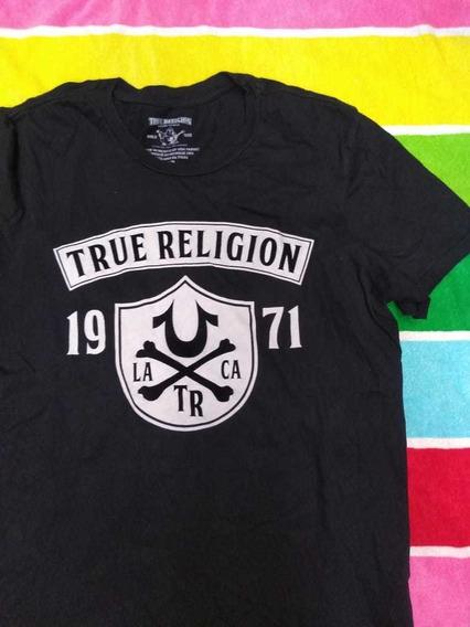 Playera True Religión Original