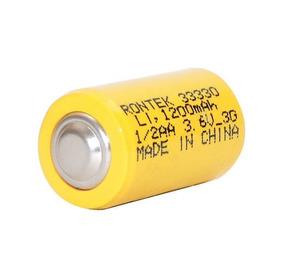 Bateria Lithium Er14250 1/2aa 3,6v Rontek 33330