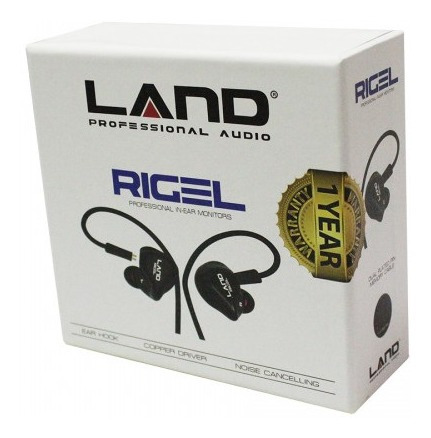 Fone Land Audio Rigel Compact Professional Ultra Driver