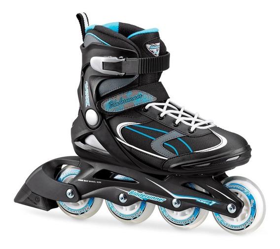 Rollers Advantage Patines Rollerblade Bladerunner Celeste