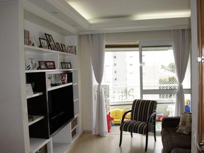 Apartamento Em Ipiranga, São Paulo/sp De 69m² 3 Quartos À Venda Por R$ 620.000,00 - Ap235618