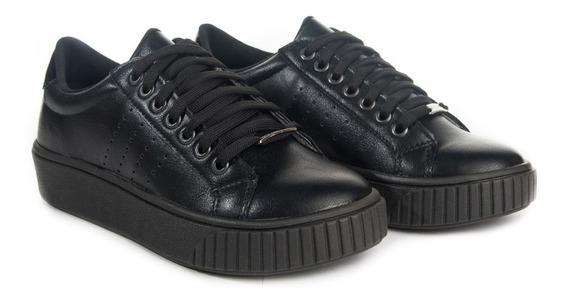 Zapatilla Mujer Sneaker Urbana Savage Lr-26