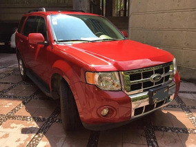 Ford Escape 3.0 Xlt Piel Limited Plus V6 Gps Nav At