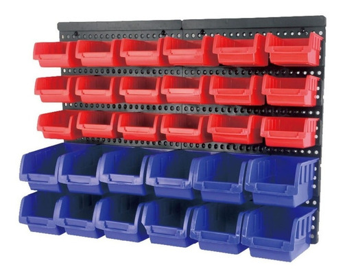 Gavetas Plasticas Panel Organizador 30 Piezas