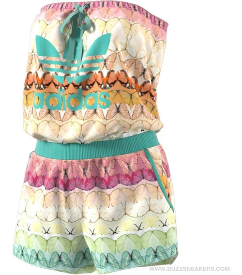 Enterito Mono adidas Originals Jumpsuit - Bj9036