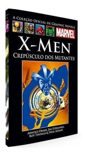 Livro Hq Graphic Novels X-men - Crepúsculo Dos Mutantes 83