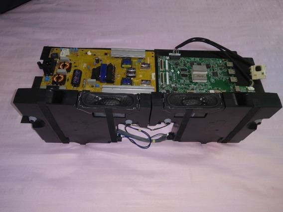 Placa Fonte E Principal Smart LG 3d 47lb6500 + Alto Falantes