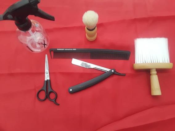 Kit Básico De Barbería