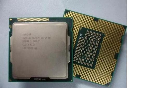 Processador Intel I5 2400 Socket 1155 Segunda Geração