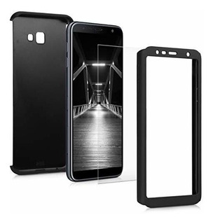 Kwmobile Carcasa Para Samsung Galaxy J4 J4 Plus Duos Protecc