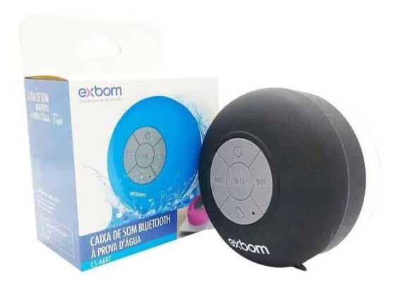 Caixa De Som Bluetooth À Prova D